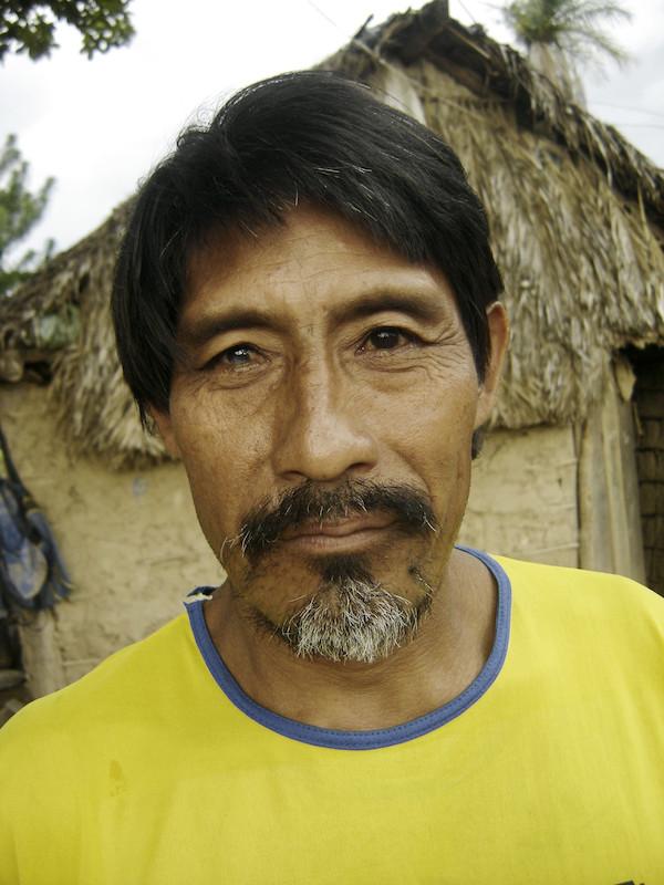 Foto: Agàek, filho de Tutawa. Aldeia Boto Velho. Patrícia de Mendonça Rodrigues, 2009.