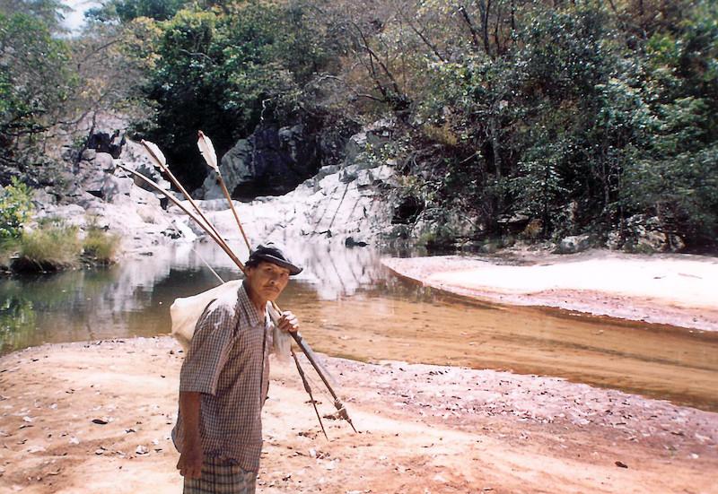 Foto: Iawí, T.I. Avá-Canoeiro. Cristhian Teófilo da Silva, 2003