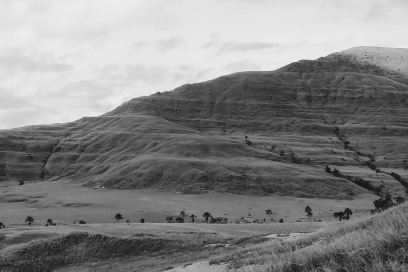 Serra da região ingarikó Wîi Tîpî. Foto: Virgínia Amaral, 2015.
